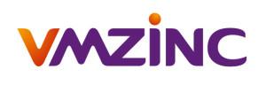 Produits de zinc laminé et façonné